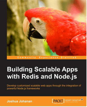 Cover for Building Scalable Apps with Redis and Node.js